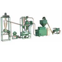 corn flour(grits) milling machine