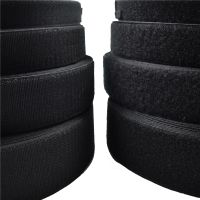 70% nylon 30% polyester velcro hook and loop fastener