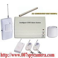 GSM House Alarm System Password Protection LM-GAS672 thumbnail image