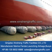 marine launching boat pneumatic salvage airbag