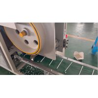 Fully automatic paper rod machine