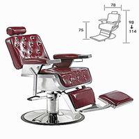 2018 Fashion Comfortable Salon Furniture chair Reclining Hydraulic Barber Chair thumbnail image