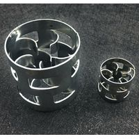 SS304 metal pall ring 25mm 38mm 50mm for scrubber tower