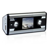 Car DVR with Ambarella solution, 5 million pixels, HDMI output, GPS tracking