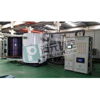 vacuum coating machine for plastic/metal/glass/ceramic parts coating decorate and function films