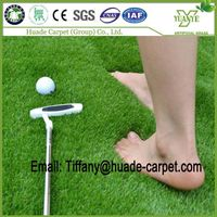 Golden supplier quality soccer artificial grass/artificial turf prices for golf