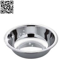 Factory outlet high quality/28-100cm Stainless steel basin thumbnail image