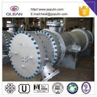 CS and SS tubular heat exchanger