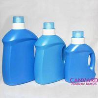 Laundry detergent bottle, fabric softener bottle