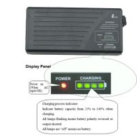 Universal Smart Charger for 12.0-24.0V Ni-MH/Ni-Cd battery pack It is universal fast smart c thumbnail image