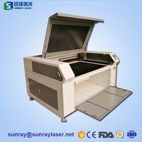 1610 fabric CNC laser cutter machine with auto feeding system