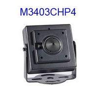Miniature Camera-1/3 SONY Color CCD-520TVL-15mm*15mm-WQ M3403CHP4
