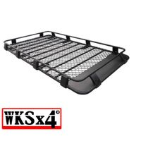 steel full length roof racks for nissan patrol toyota landcruiser