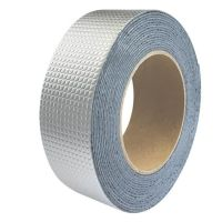 Self-Adhesive Waterproof butyl alumnium foil butyl rubber sealing tape thumbnail image