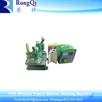 Handle Plastic Window Mullion Welding Machine
