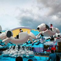 Snoopy Ride HFFJ06--Hotfun Amusement rides