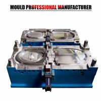 plastic toilet cover and seat mould maker