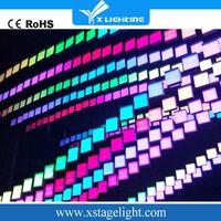 LED matrix stage lights kinetic lights