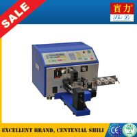 SHL-936T automatic computer twisted wire stripping machine