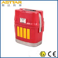 CE certification K-S40 miner self rescuer, best quality mining self-rescuer