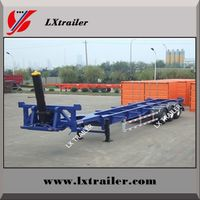 40feet container trailers with hydraulic cylinder lift thumbnail image