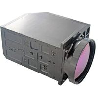 MWIR Cooled Zoom Thermal Camera Long Range Thermal Camera Ultra Long Zoom IR surveillance