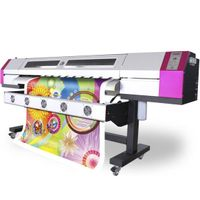 Digital inkjet printer UD2112LC outdoor printer