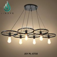 Hanging light shades multi head replica pendant light