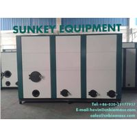 SUNKEY hot blast furnace for dyeing