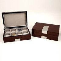 High glossy finish wooden watch gift box