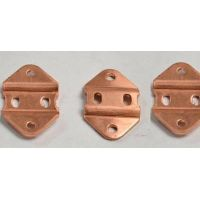 Copper pressed components pressed Stamped parts thumbnail image