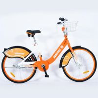 Shared bike with bluetooth unlock sharing system