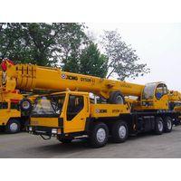 50 ton XCMG Truck Crane QY50KA