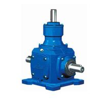 T Screw spiral bevel steering gear units thumbnail image