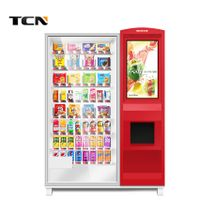 TCN micro market cup noodles vending machine soda vending machine price
