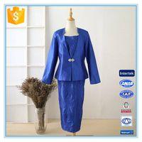 Ladies Formal Designer 3 Piece Skirt Suits For Church China Manufacturer thumbnail image