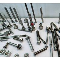 stainless steel 316l bolt and nut din933 high quality thumbnail image