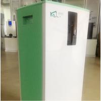 Light pruifiction ABS121+nylon+metal plate photocatalyst air purifier