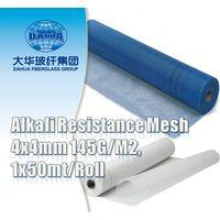 Coated Alkali Resistant Reinforced White Fiberglass Mesh