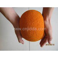 DN125 Soft/Medium/Harden Concrete Pump Cleaning Sponge Ball