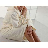 robe for bathing shawl collar thumbnail image