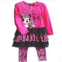kids clothes fashion pink color