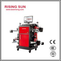 CCD wheel alignment machine with CE