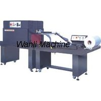 Model L sealing and shrinking packing machine