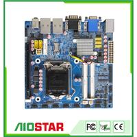 Mini ITX Intel H81 motherboard, industrial Haswell desktop motherboard