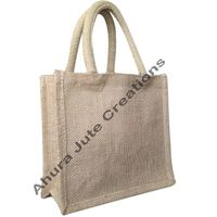 Jute shopping bag - Medium