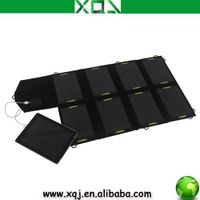 28W Portable Universal PET+PVC Solar Panel Charger For iPhone, iPad,Samsung,Tablet PC,Laptop/Noteboo thumbnail image