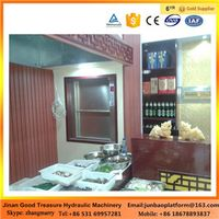 Restaurant Food dumbwaiter, elevator,lift