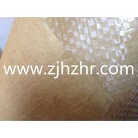 Weave cloth cover kraft paper