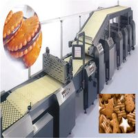 SAIHENG cookies production line biscuit